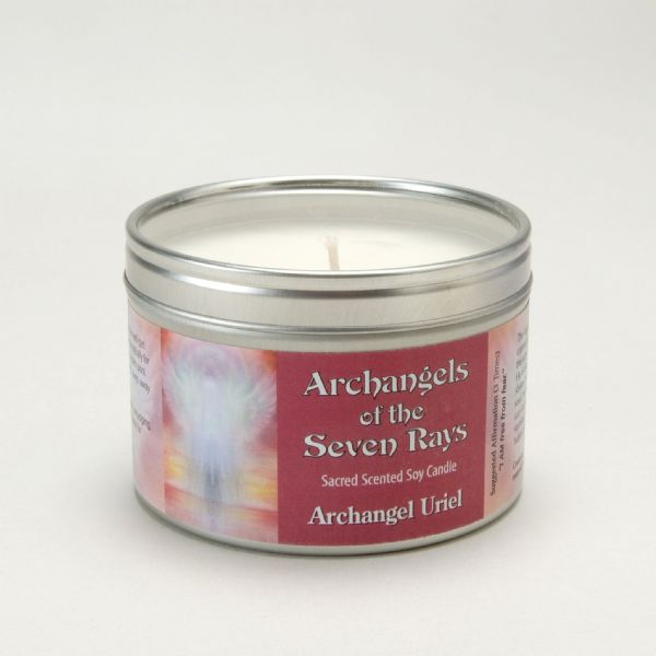 Archangel Uriel Candle
